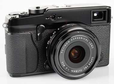 FujiFilm X-PRO1 KIT with XF Lens 18mm